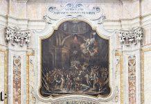 fulmine quadro chiesa madre candita