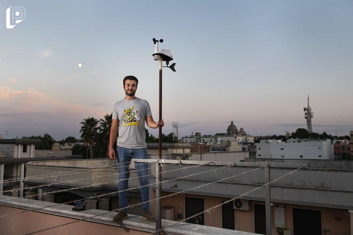 Francesco Calò, curatore della pagina Facebook