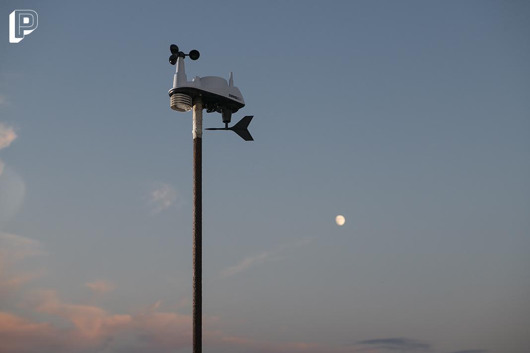 La stazione meteorologica di Meteo Francavilla Fontana