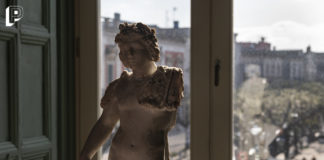 statua bacco brindisi maff