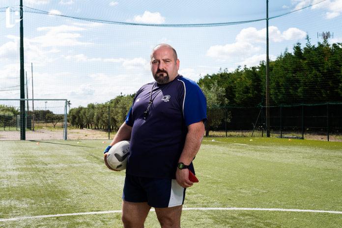 fabio paiano kheiron rugby