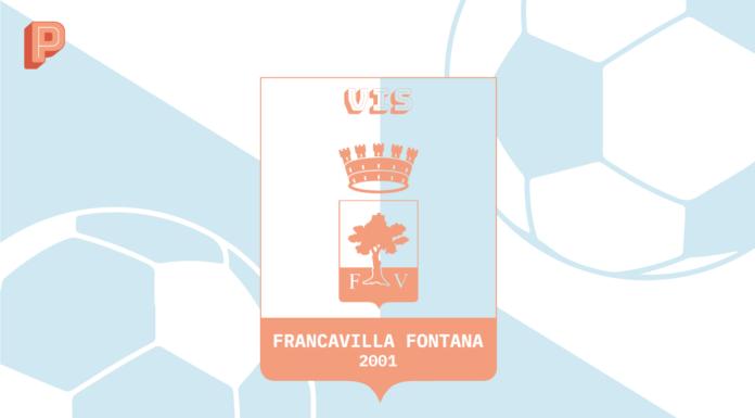 Stemma Vis Francavilla Calcio Petrolio