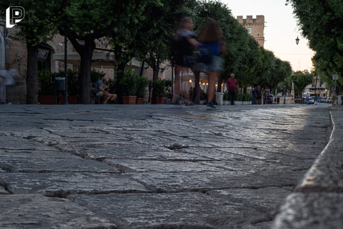 Corso Umberto I Francavilla Fontana