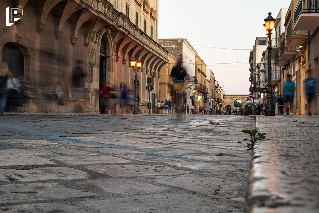 Via Roma Francavilla Fontana
