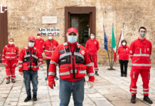 Croce Rossa Francavilla Fontana Covid-19 Petrolio